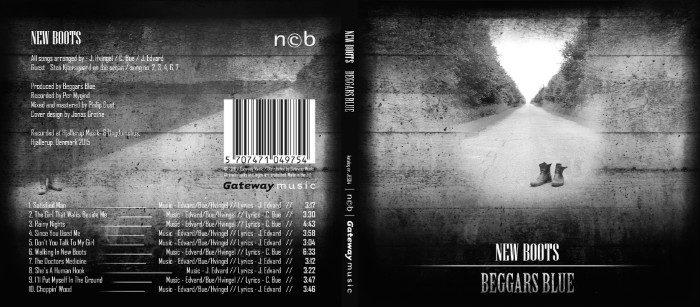 Nyt album fra Beggars Blue udkommer 7. april 2017